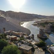Hasankeyf, village millénaire bientôt englouti sous les eaux