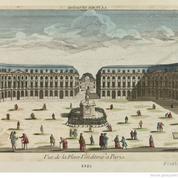 La place Vendôme retrouve son visage royal