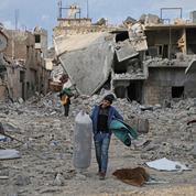 En Syrie, la «guerre économique» fait rage dans des villes dévastées