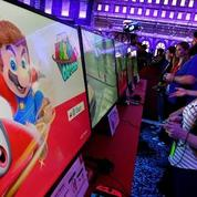 Sur les dix jeux vidéo les plus vendus en France en 2019, Nintendo en signe sept