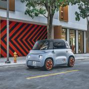 Citroën Ami, un minimum automobile sans permis