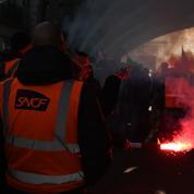 Les grèves font plonger la SNCF dans le rouge en 2019