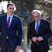 Le gouvernement espagnol et les Catalans indépendantistes sur le chemin du dialogue