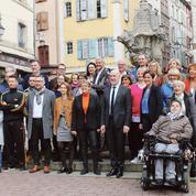 Municipales: Le Puy-en-Velay veut oublier l'incendie de la préfecture