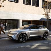 Renault Morphoz, un manifeste de style électrique