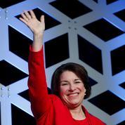 Primaires démocrates: pour Amy Klobuchar, le tourbillon électoral se transforme en chant du cygne