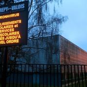 Coronavirus: les écoles de 12 communes de l'Oise et du Morbihan sont fermées