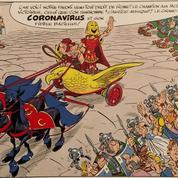 Dans Astérix, le coronavirus existait déjà et avançait masqué