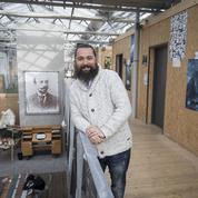 Franck Petitta, l'âme de l'animation