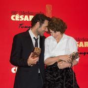 César de Polanski: Nicolas Bedos au secours de Fanny Ardant, pleine d'«humanité et de décence»