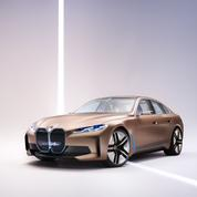 BMW Concept i4, la Tesla Model 3 en ligne de mire