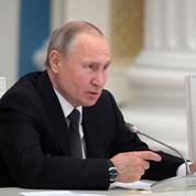 Coronavirus: Poutine dénonce la «désinformation de l'étranger» derrière une épidémie de «fake news»