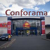 Conforama va finaliser la cession de ses magasins