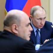 Vladimir Poutine introduit Dieu dans la Constitution