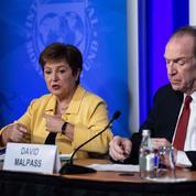 Coronavirus: le FMI appelle à faire «plus plutôt que pas assez»