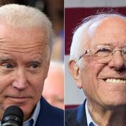 Le duel Biden-Sanders s'installe pour désigner le rival de Trump