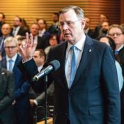 En Thuringe, la CDU s'abstient et fait élire Bodo Ramelow