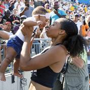 Mères et sportives de haut niveau, le périlleux défi des championnes