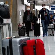 Coronavirus: à Roissy, l'aéroport Charles-de-Gaulle tourne au ralenti
