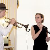 Sandrine Bonnaire: «La poésie fait du bien à l'âme»