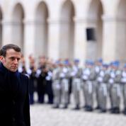 Le Coronavirus, une chance pour Emmanuel Macron?