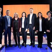 Débat des municipales à Paris: la com' des candidats décryptée