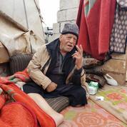 Syrie: avec les réfugiés dans le piège d'Idlib