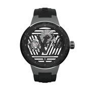 Horlogerie: Louis Vuitton joue des courbes