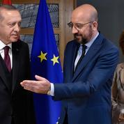 L'Union européenne veut la désescalade avec Recep Tayyip Erdogan