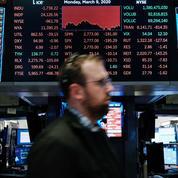 Tempête sur les Bourses mondiales