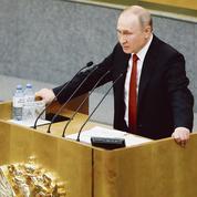 Poutine n'exclut pas de se représenter