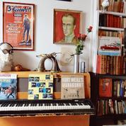 On a visité l'appartement de Boris Vian