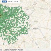 Ile-de-France: quelle est la qualité de l'air dans l'école de votre enfant?