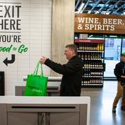 Amazon va vendre sa technologie de magasins sans caisse ni caissier
