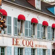 Le Coq de Bougival, gentiment surgi destempsGiscard