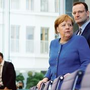 Angela Merkel en première ligne contre le Covid-19