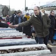 Municipales: pour Copé, candidat à Meaux, la politique «c'est un métier»