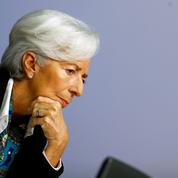 À la tête de la Banque centrale européenne, Christine Lagarde attendue au tournant