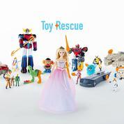 Plutôt que de les jeter, sauvons les jouets!