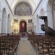 Coronavirus: les messes du dimanche en Ile-de-France sont suspendues