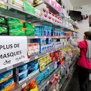 Coronavirus: les pharmacies en première ligne