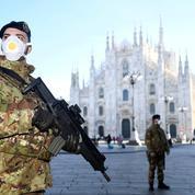 En Allemagne et en Espagne, l'armée appelée en renfort