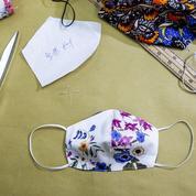 Coronavirus: les masques faits maison, toujours «mieux que rien»