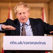 Coronavirus: Boris Johnson avance à petits pas