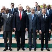 Le G7 fera «tout ce qui est nécessaire» face au Covid-19
