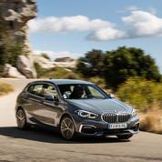 BMW Série 1, la compacte va de l'avant