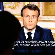 Coronavirus: «Emmanuel Macron à la recherche du temps perdu»