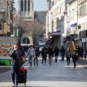 Coronavirus: l'Ile-de-France, région française désormais la plus touchée