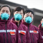 La Chine actionne la diplomatie du masque