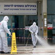 Covid-19: les discrètes opérations des services secrets israéliens